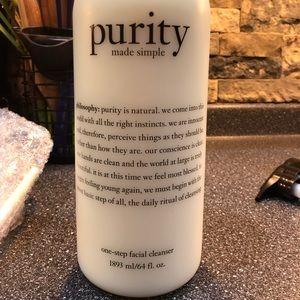 Philosophy Purity Facewash